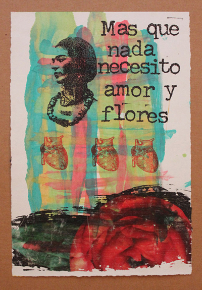 Amor Y Flores (Love And Flowers)
